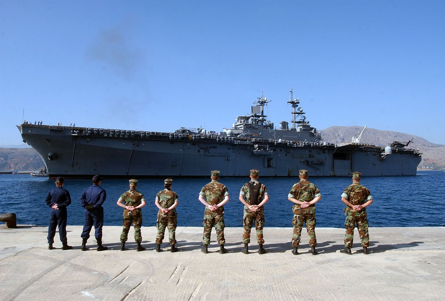 Image result for US military base in greece