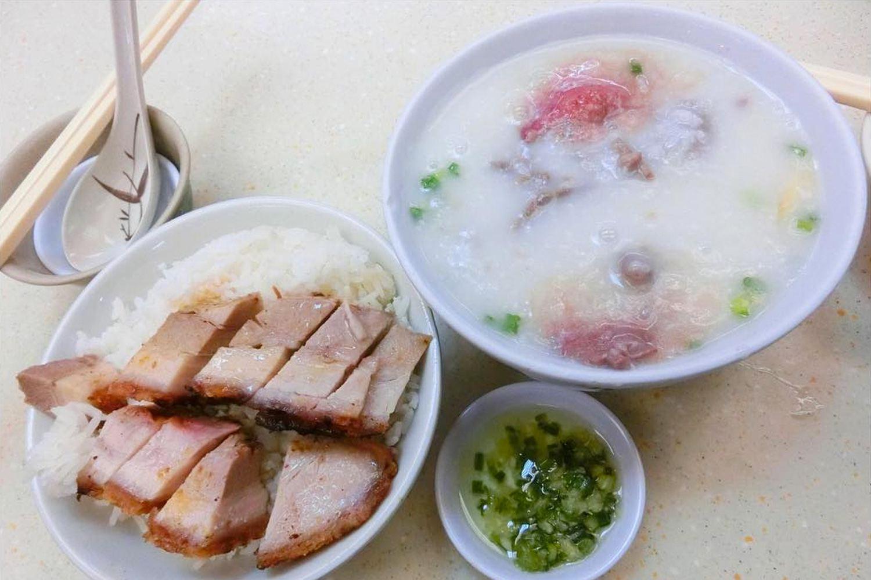 fuk kee congee