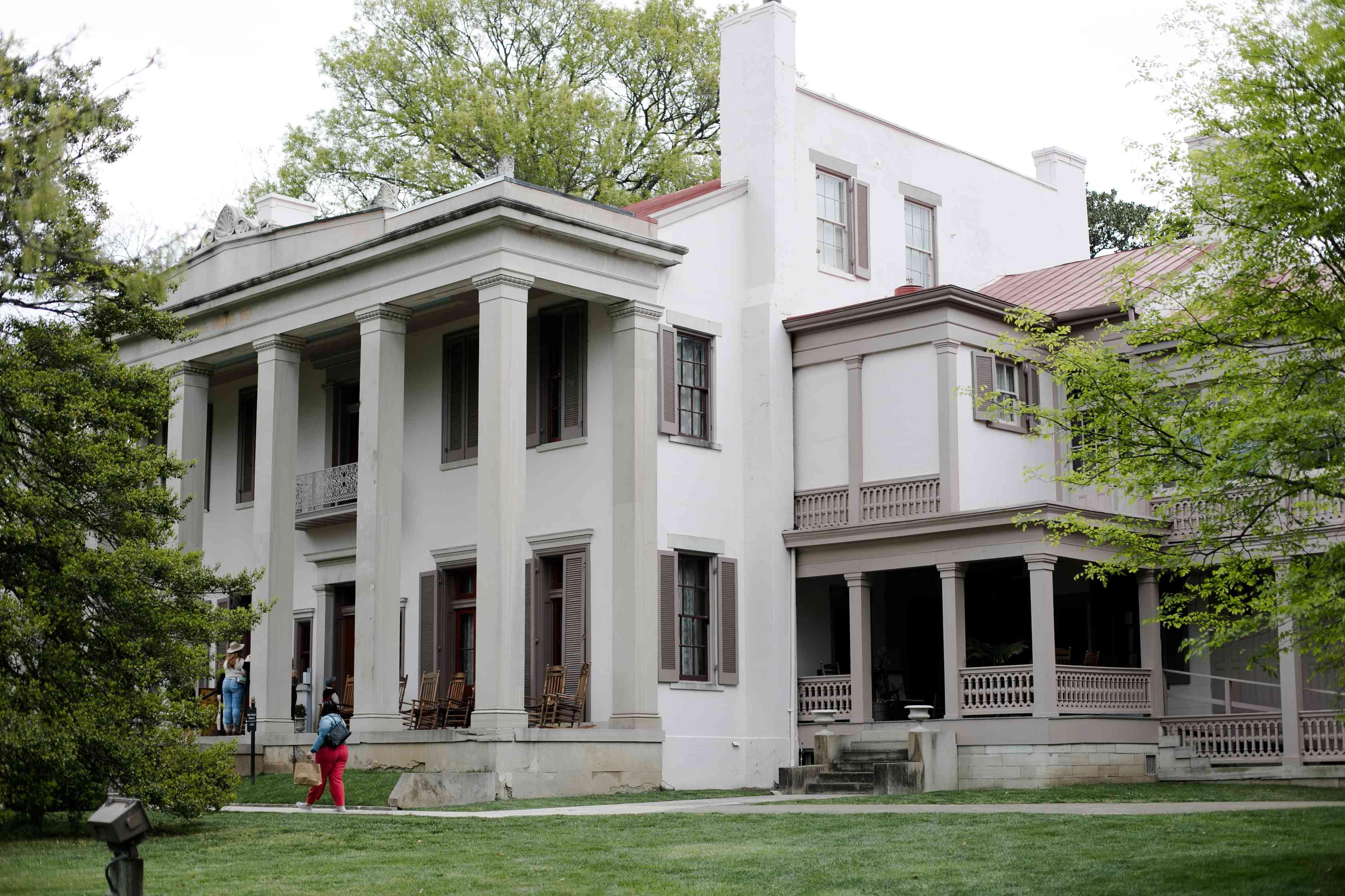 Belle Meade Plantation in Nashville, Tennessee