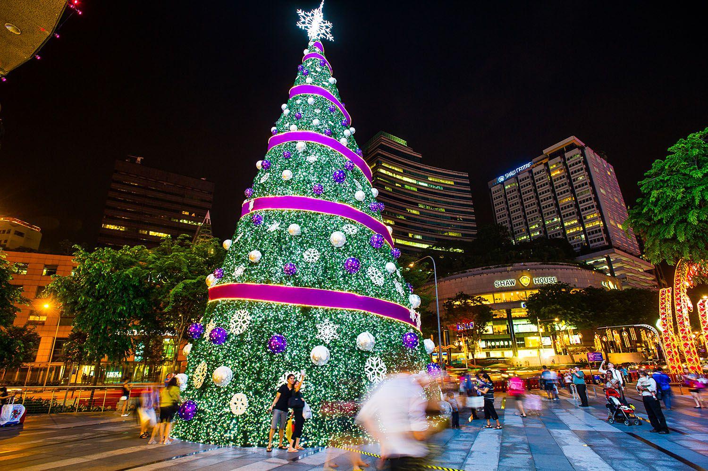 Singapore Christmas Light-Ups on Orchard Road