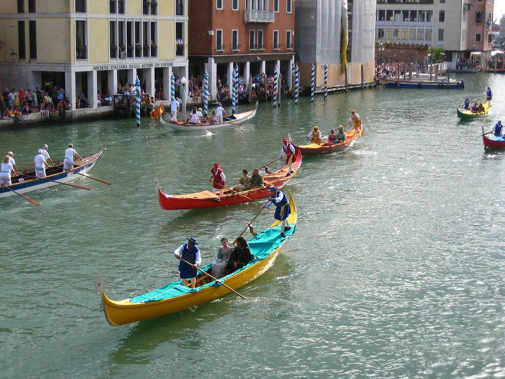 May Events and Festivals in Venice, Italy