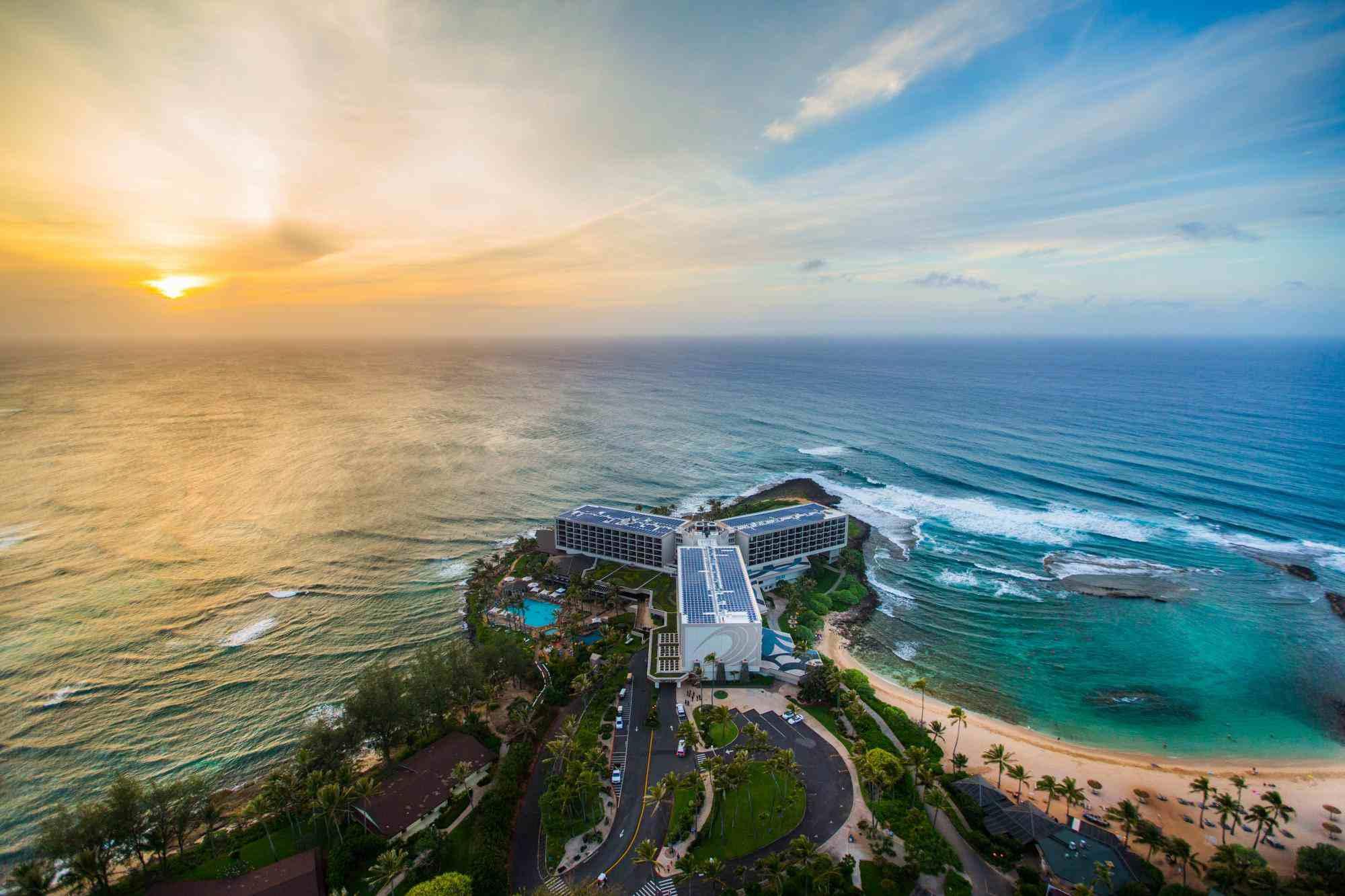Turtle Bay Resort, Oahu