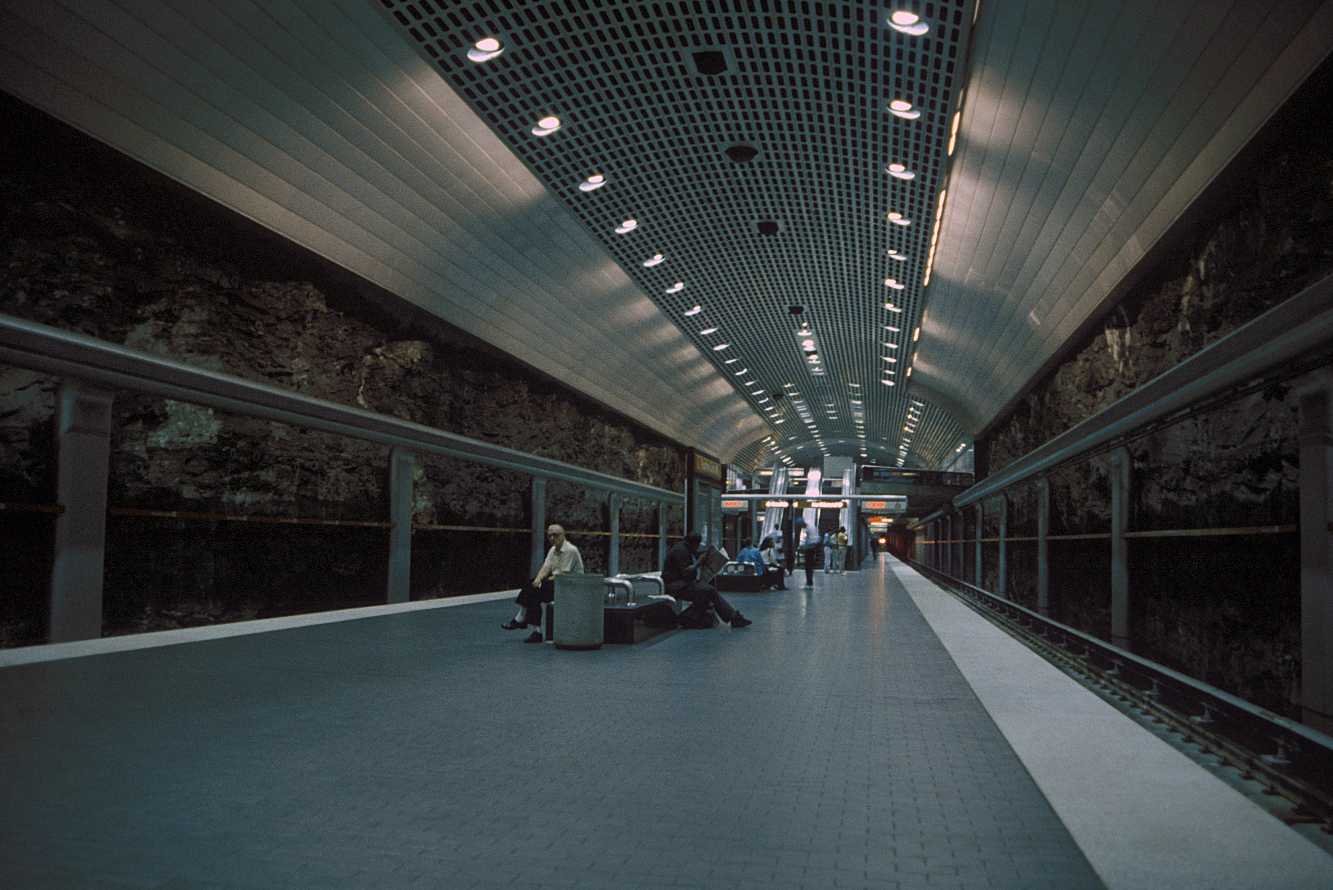 A Guide To Riding Marta Trains In Atlanta