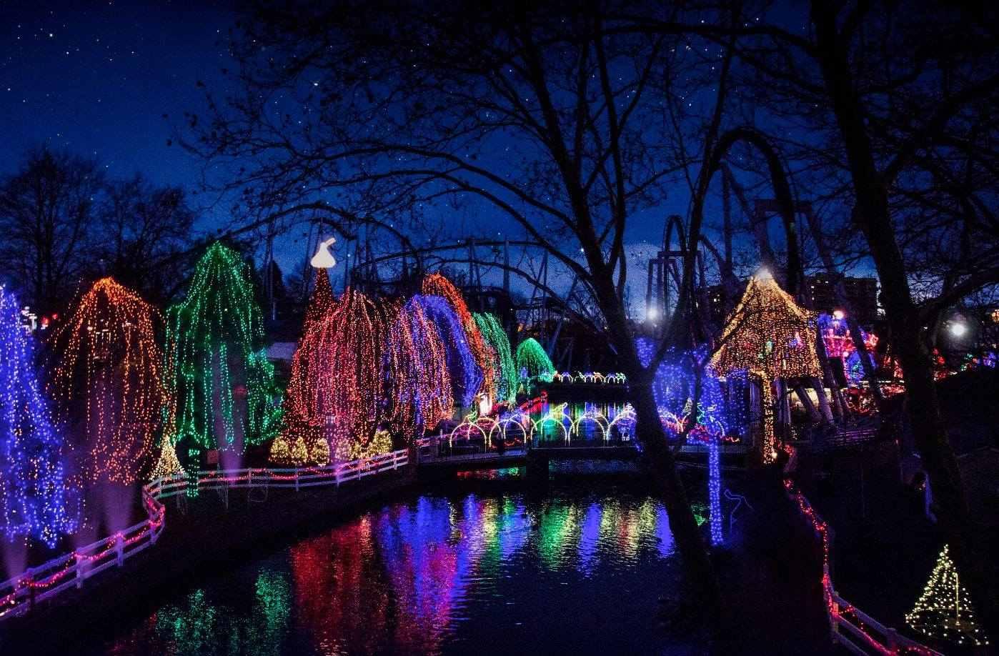 Christmas Candylane at Hersheypark