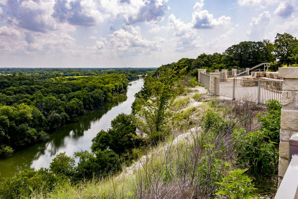 The Brazos River and Texas Hill Country, Waco Texas