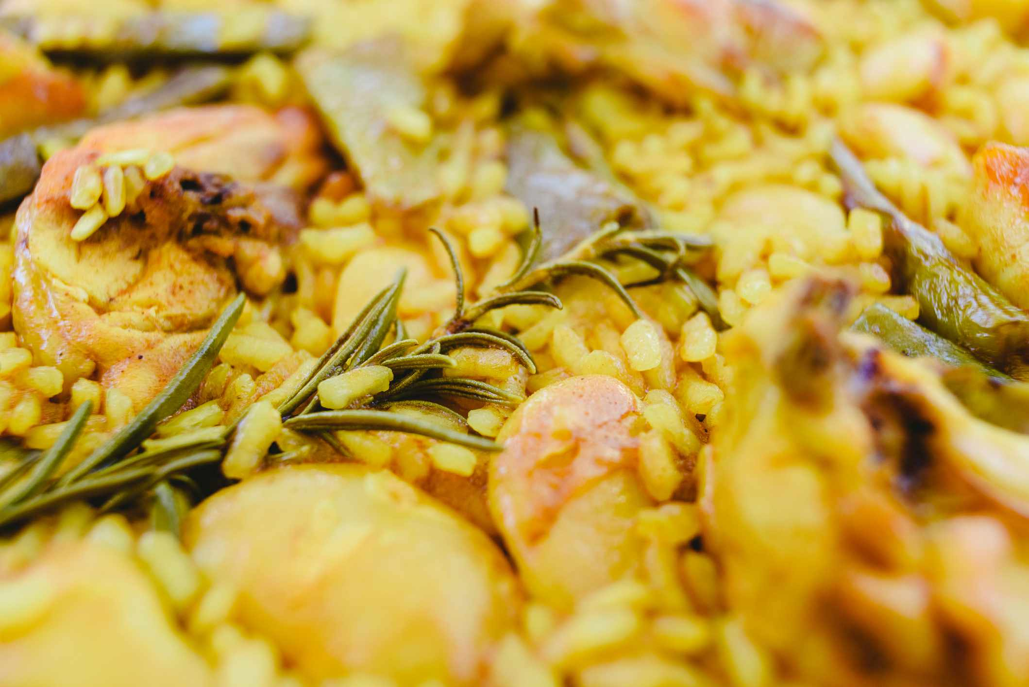 Finding the Best Paella in Spain