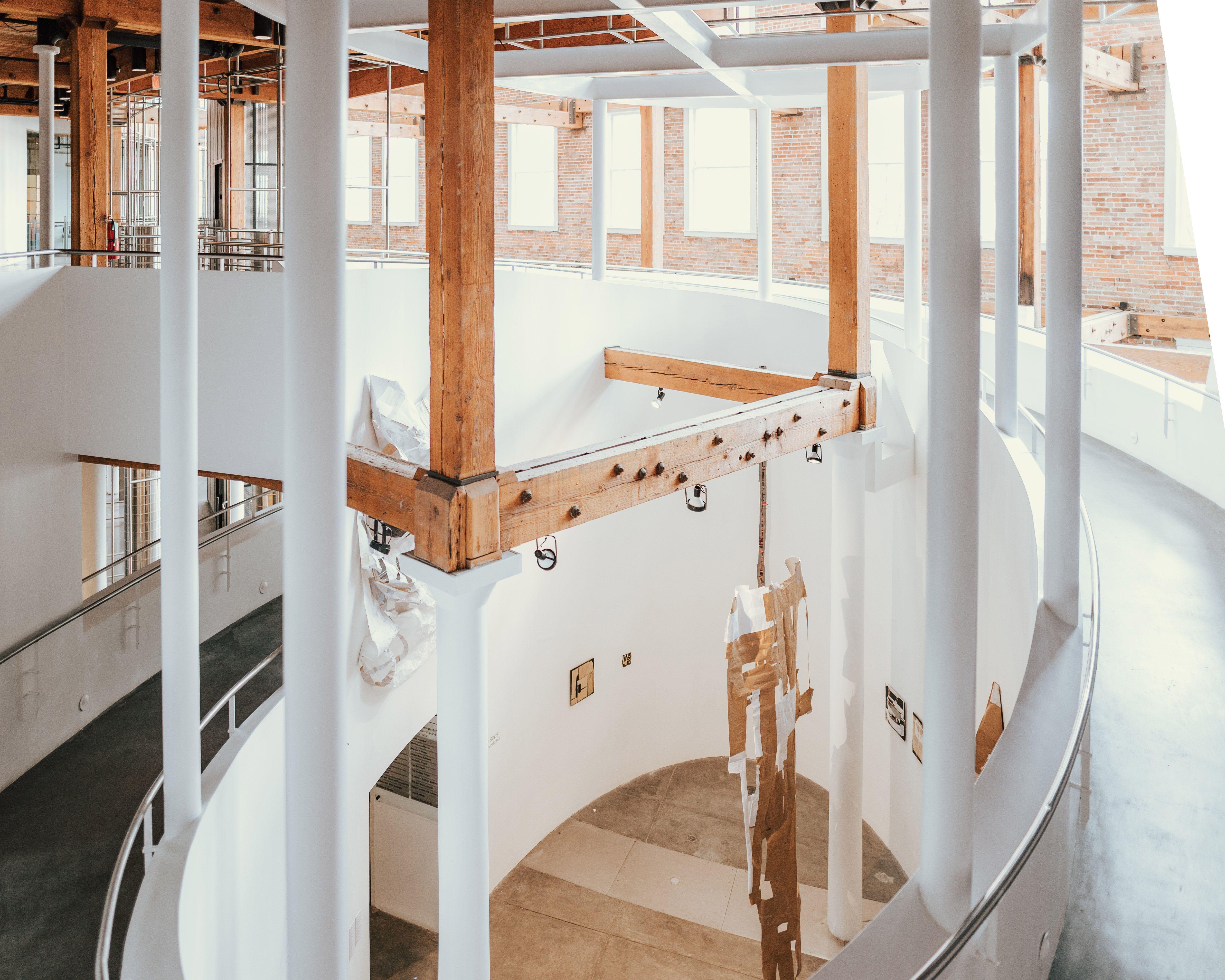 Inside the Contemporary Arts Center