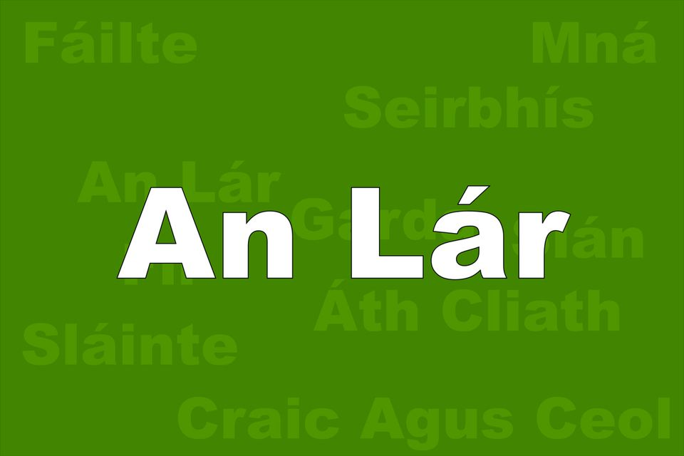 Irish words you should know before traveling irish words an larg m4hsunfo