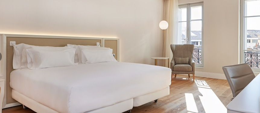 Room at NH Collection Hotel in Marseille