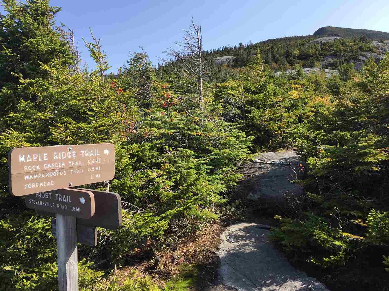 Smugglers' Notch State Park
