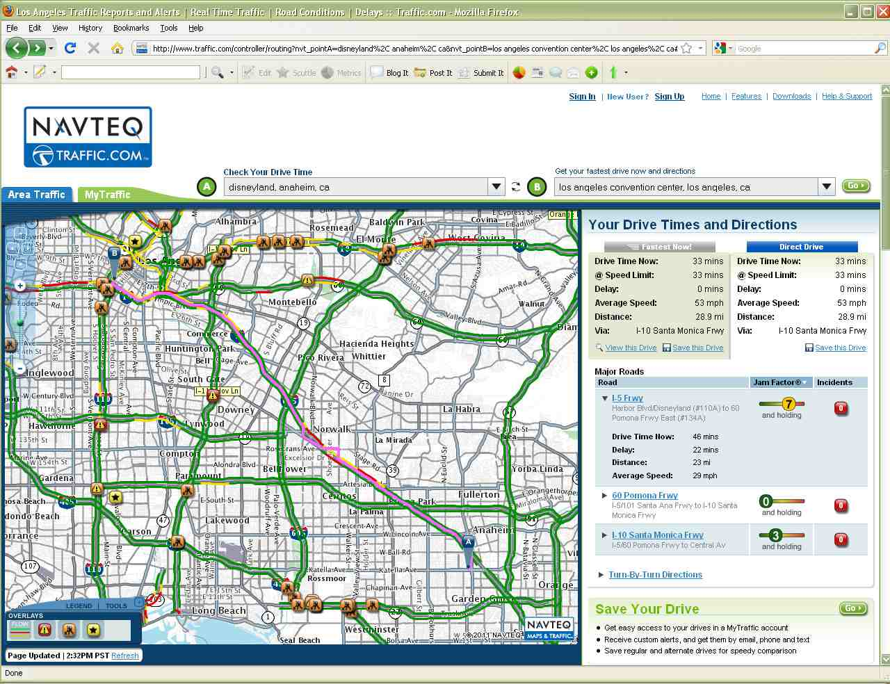 Best Los Angeles Traffic Maps and Directions Sigalert Com Los Angeles Traffic Map on san gabriel mountains california map, la live map, caltrans sigalert los angeles map, los angeles county, l.a map, 511 traffic los angeles map,