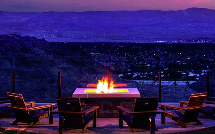 Romantic Palm Springs Hotels