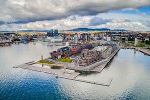 Oslo, Norway in September