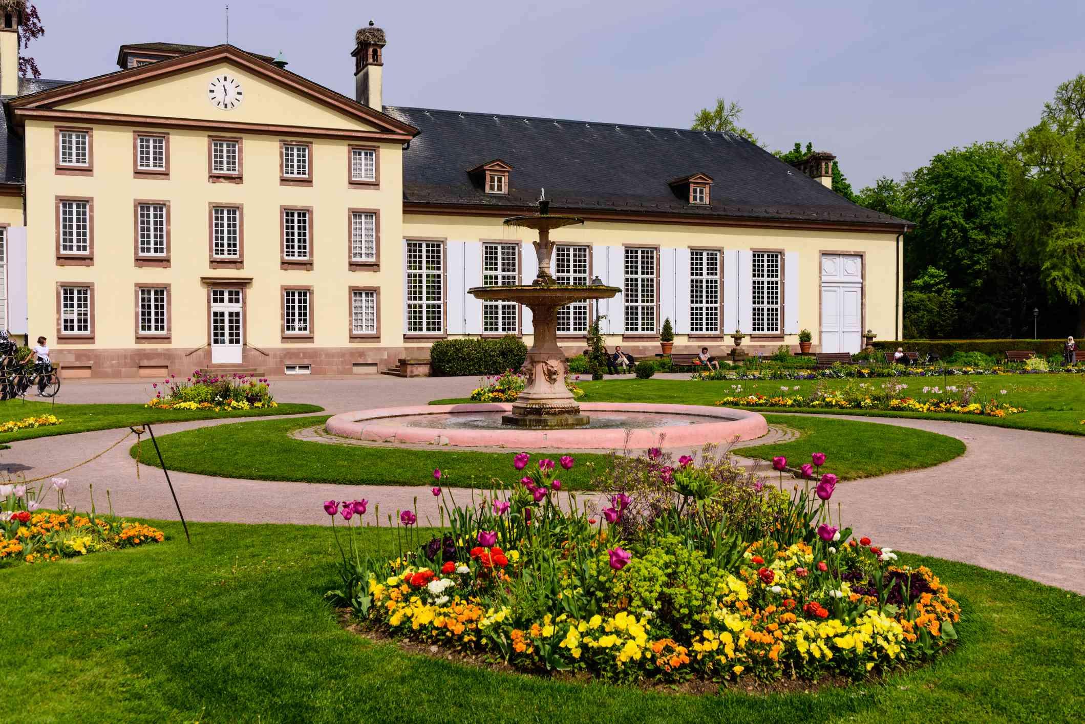Parc de l'Orangerie, Strasbourg