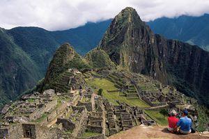 Machu Picchu in Peru is an amazing place