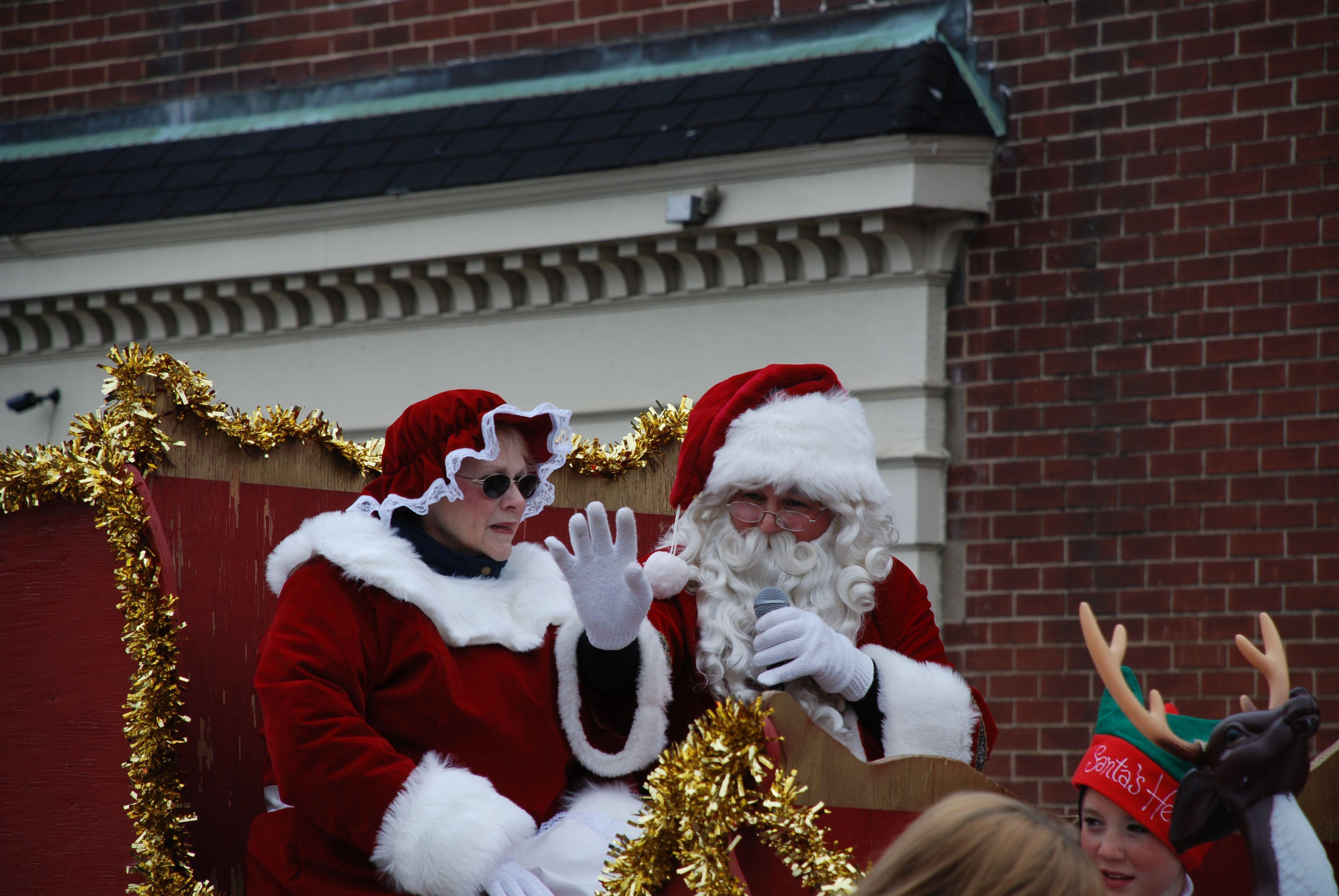 Manassas Christmas Parade