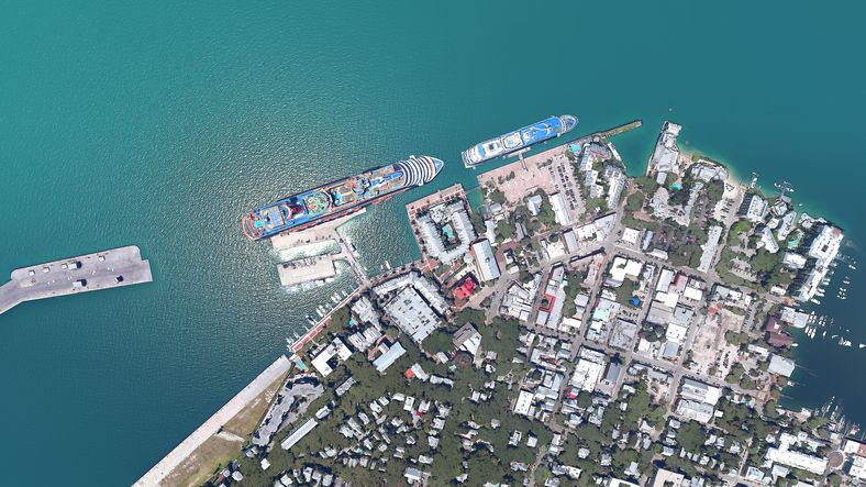 Key West Votes to Ban Large Cruise Ships From Port