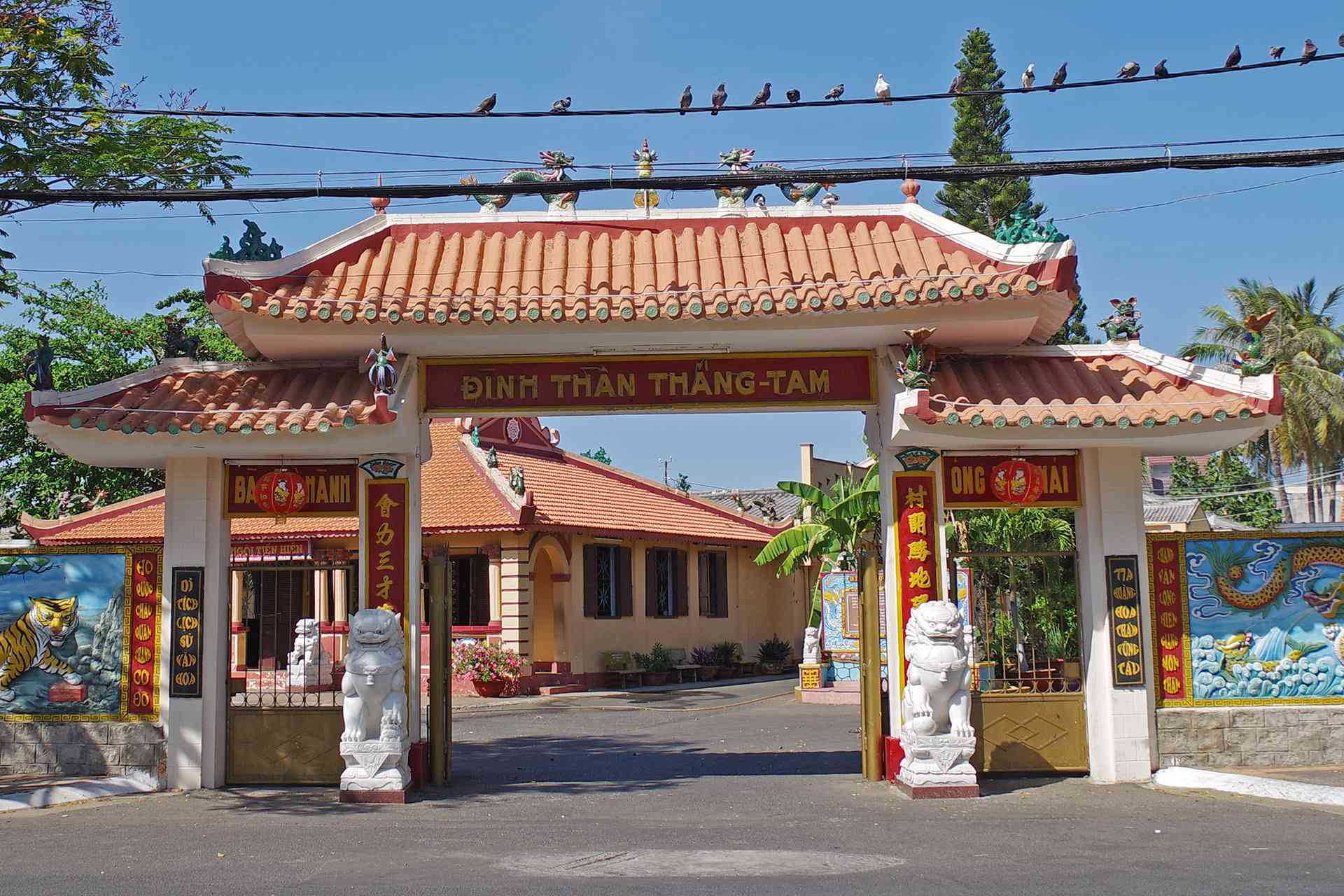 Thang Tram Temple, Vung Tau, Vietnam