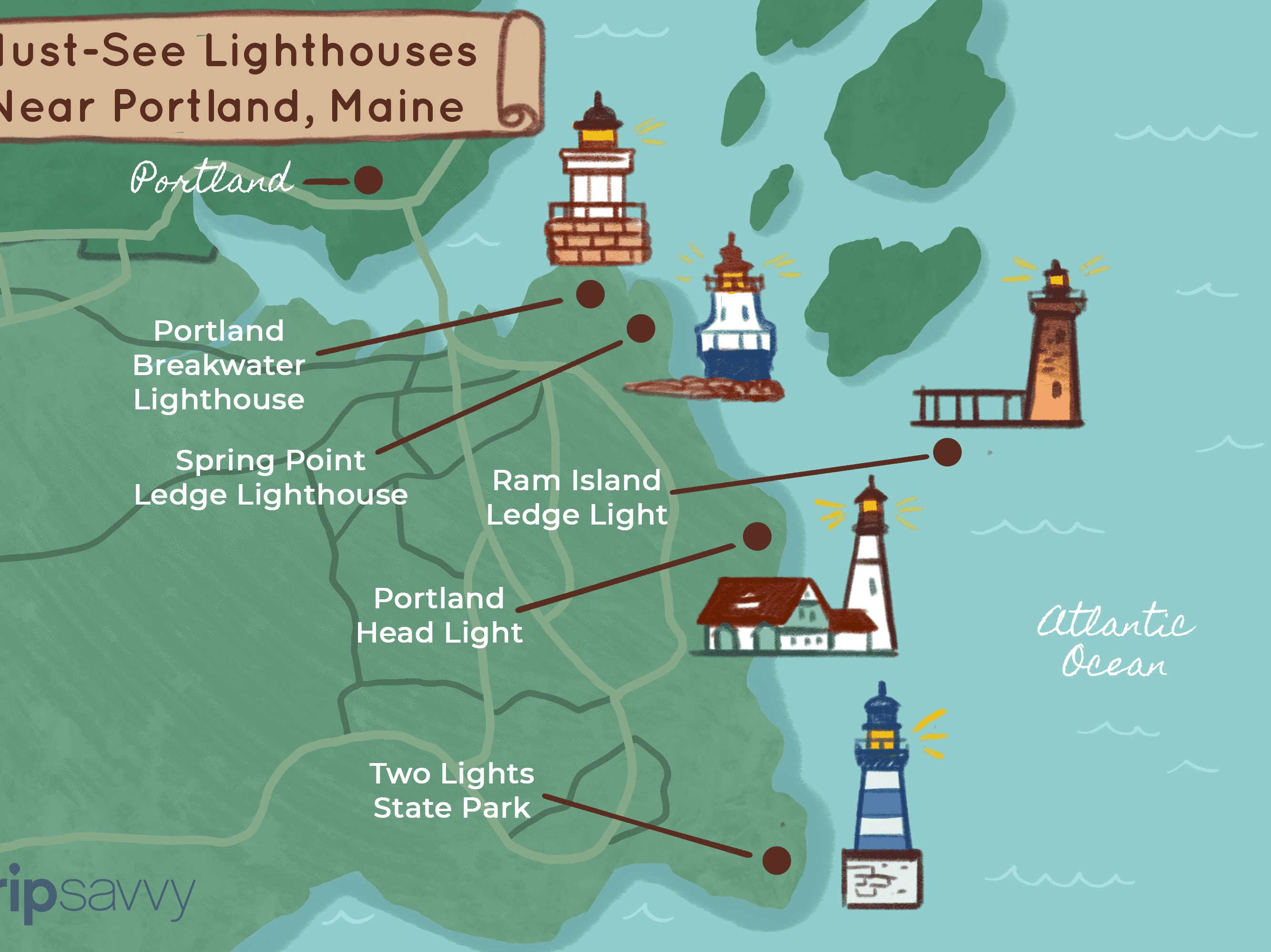 5 Lighthouses to See Near Portland, Maine on maine school districts map, acadia maine map, blue hill maine map, midcoast maine map, state of maine map, maine bay map, gorham maine street map, maine western map, maine woods map, maine storm map, maine east map, camden maine map, maine harbor map, maine oregon map, maine desert map, maine north map, new orleans map, maine mall portland maine map, maine map with latitude and longitude, bar harbor map,
