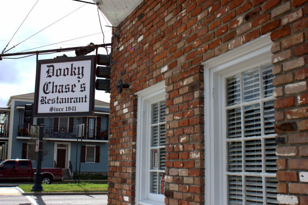 Dooky Chase's Restaurant in New Orleans