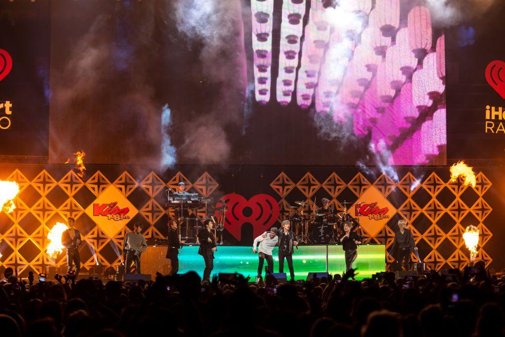 TD Garden Concert