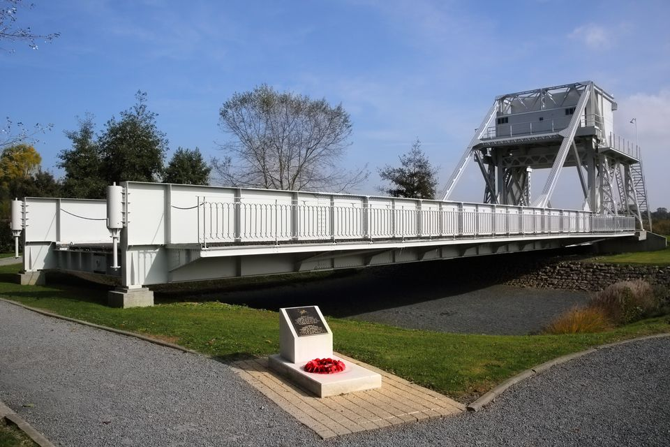 Pegasus Bridge,Pegasus Bridge Memorial Museum.