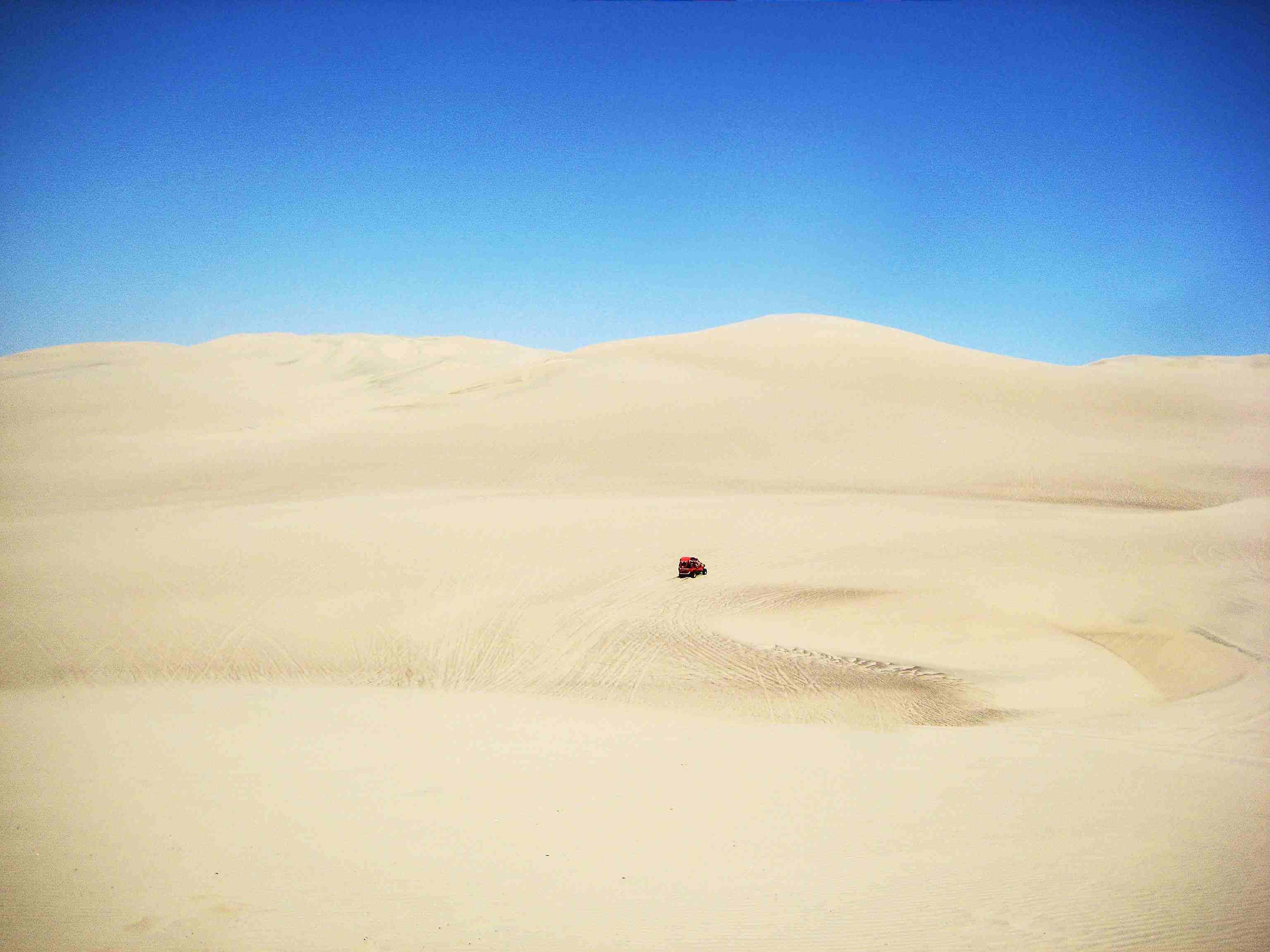 Paracas Desert
