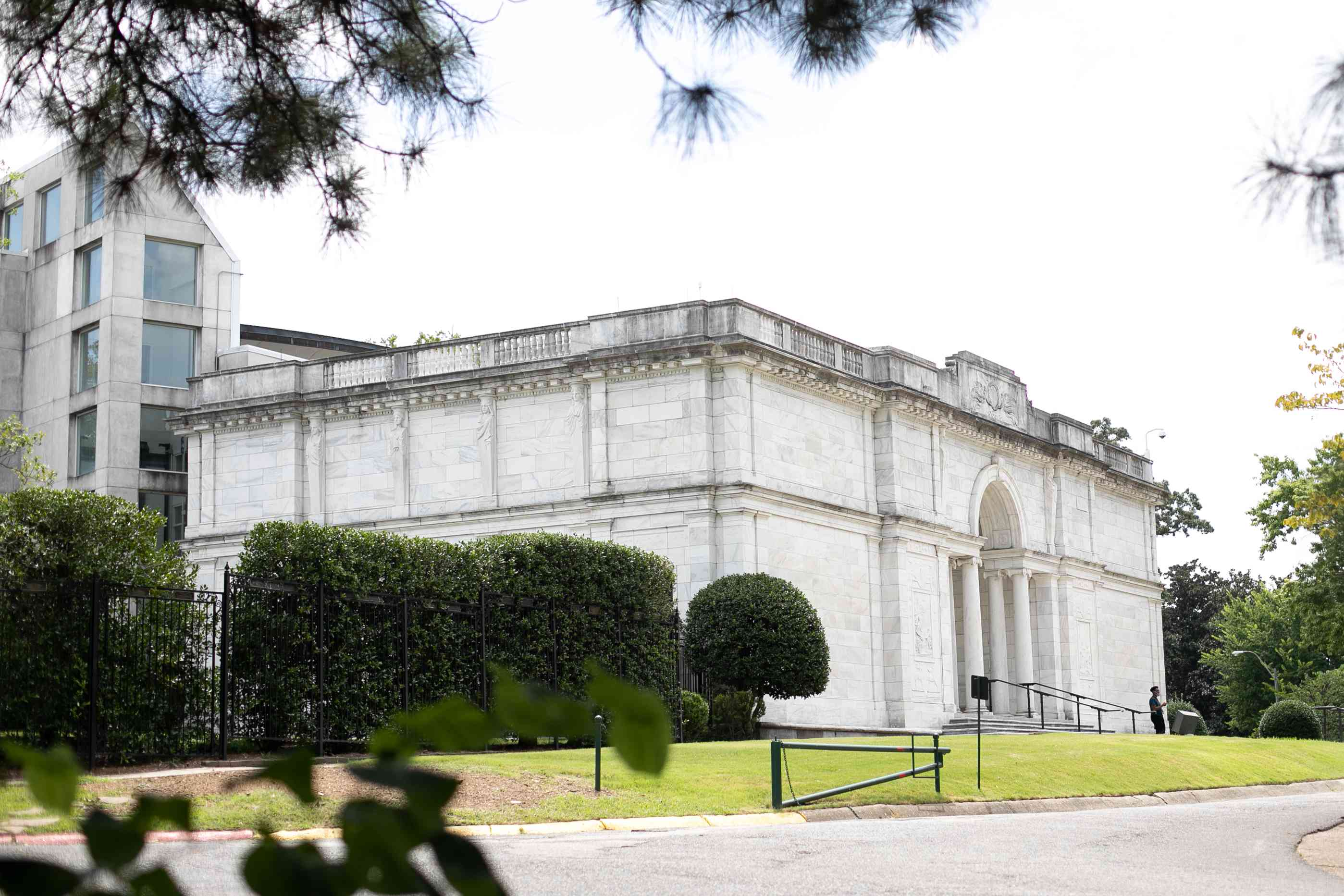 Memphis Brooks Museum of Art in Tennessee