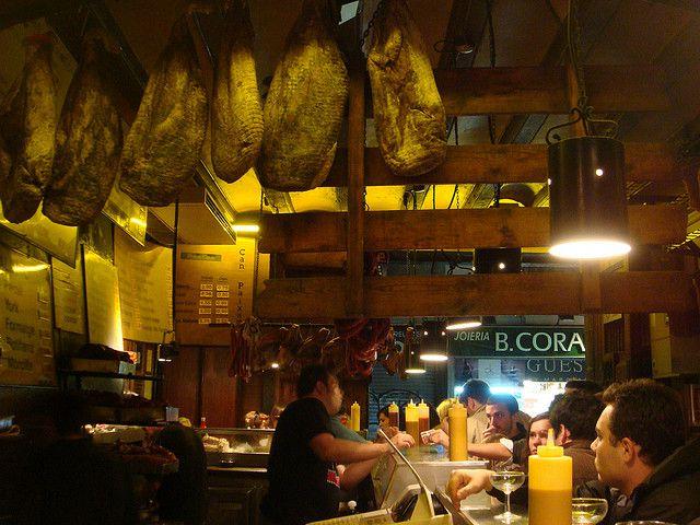 La Champaneria in Barcelona