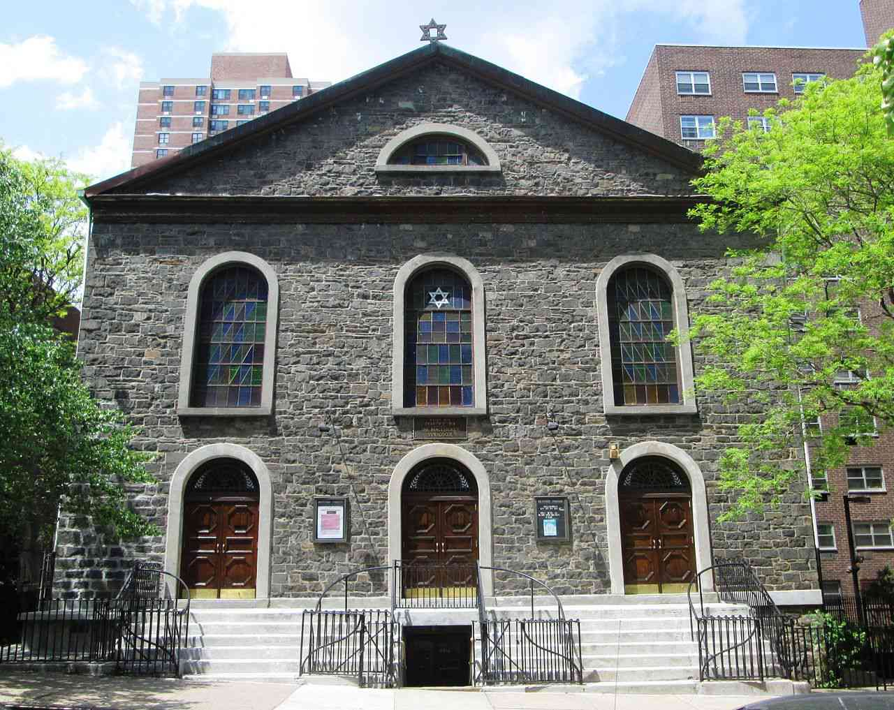NYC Churches, Synagogues, and Temples