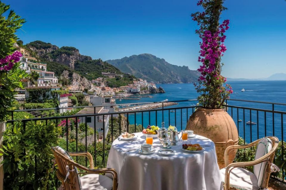 The 9 Best Amalfi Coast Hotels Of 2020
