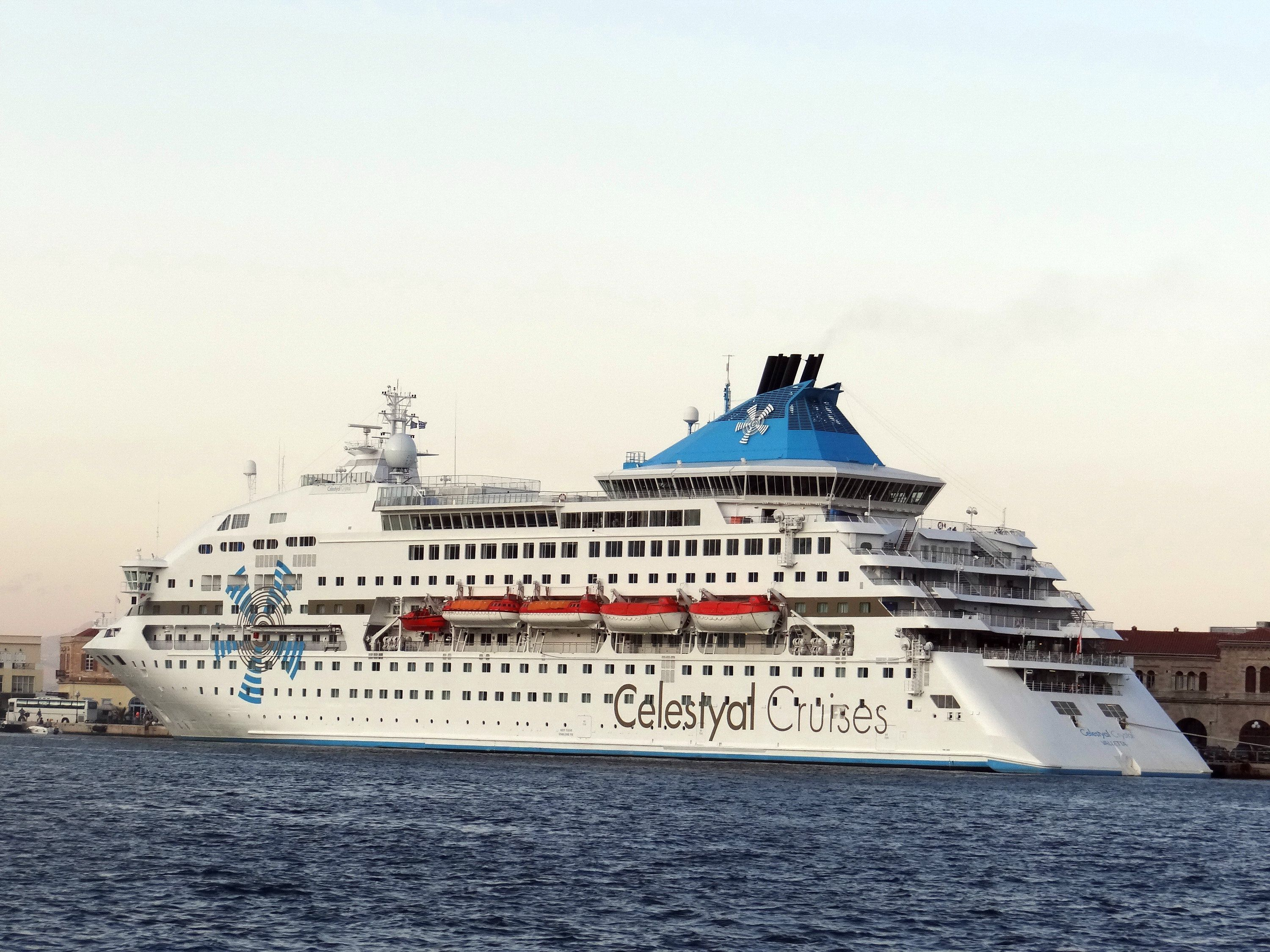All About the Celestyal Crystal Cruise Ship
