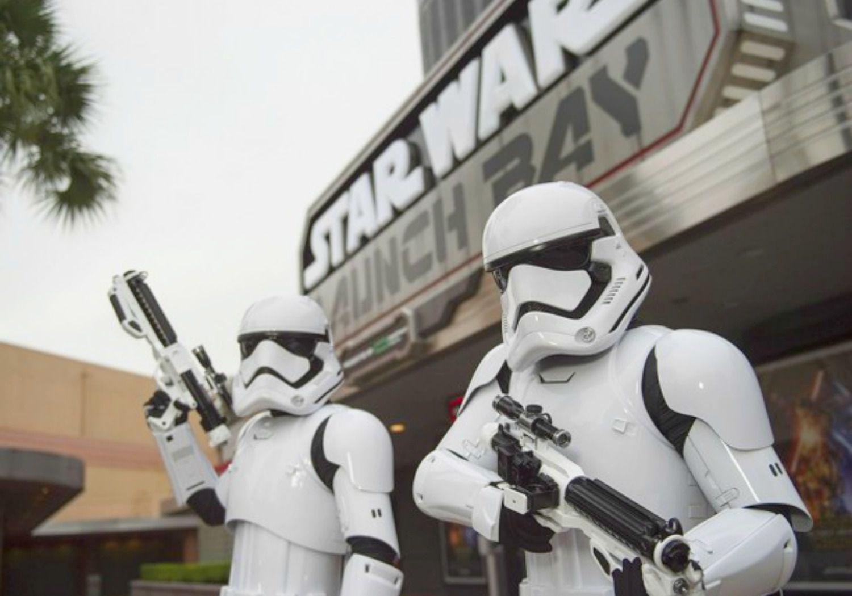 Star Wars Launch Bay at Hollywood Studios