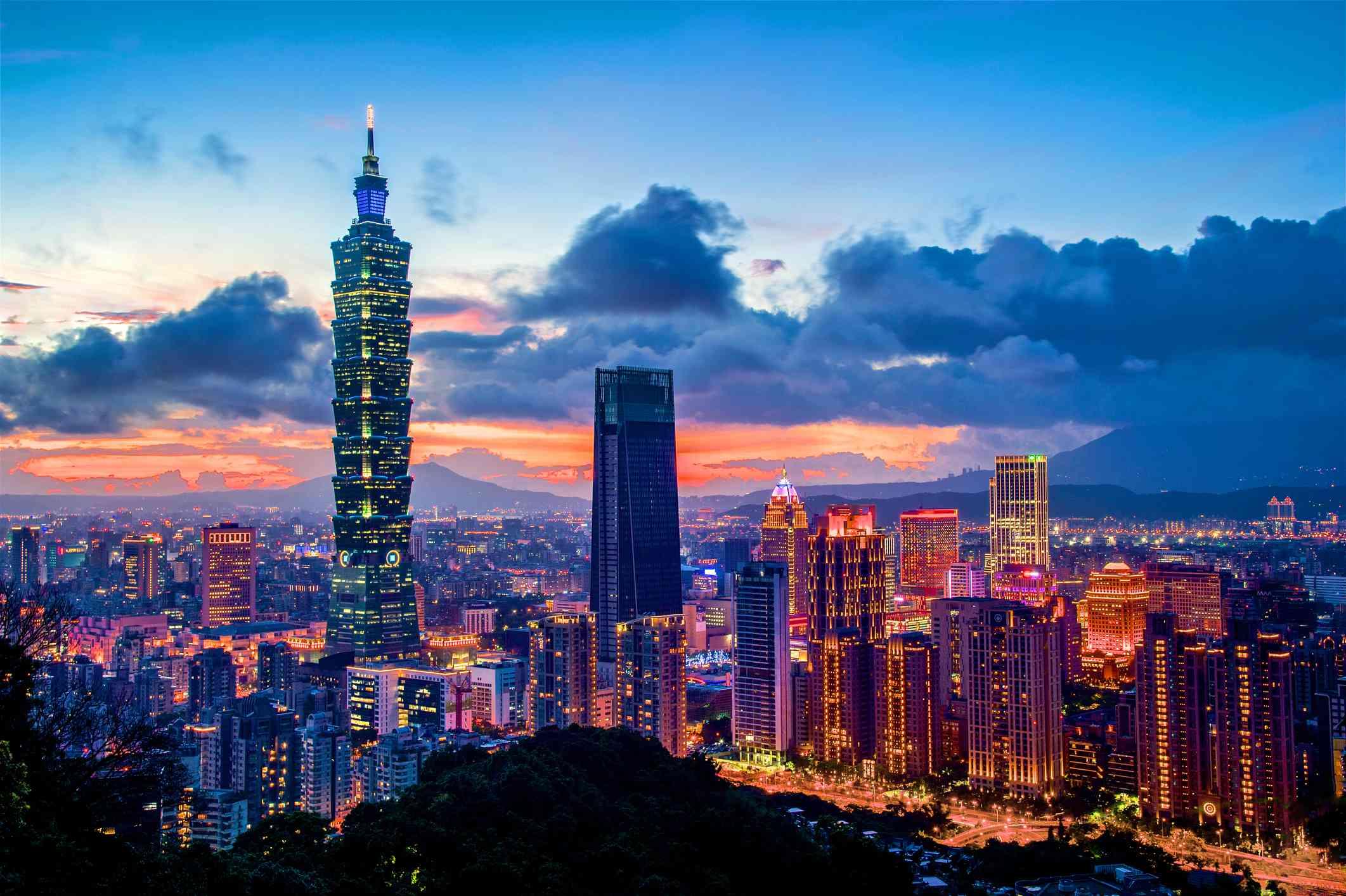 Taipei 101 Scraper
