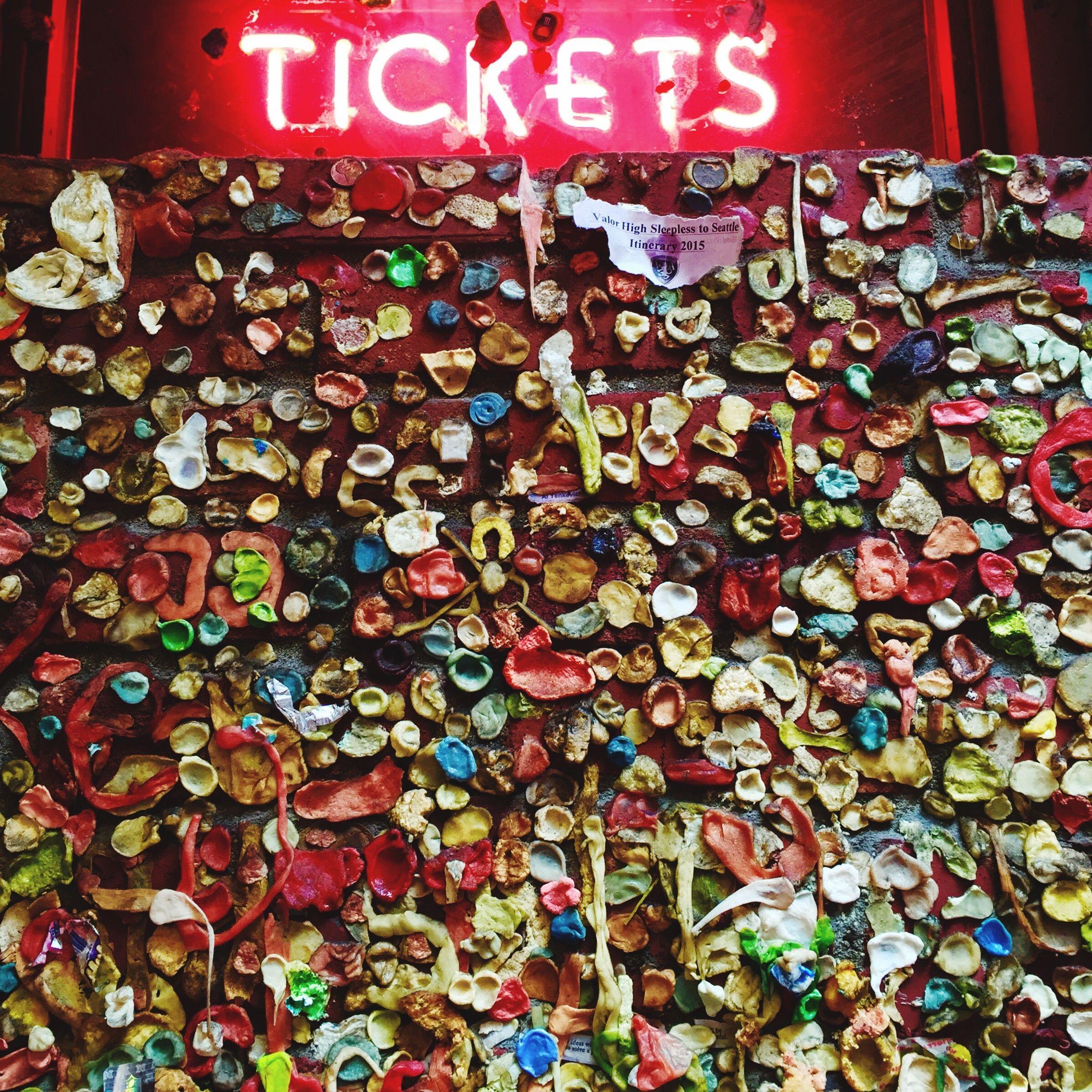 8 Weird Facts About Seattle's Gum Wall
