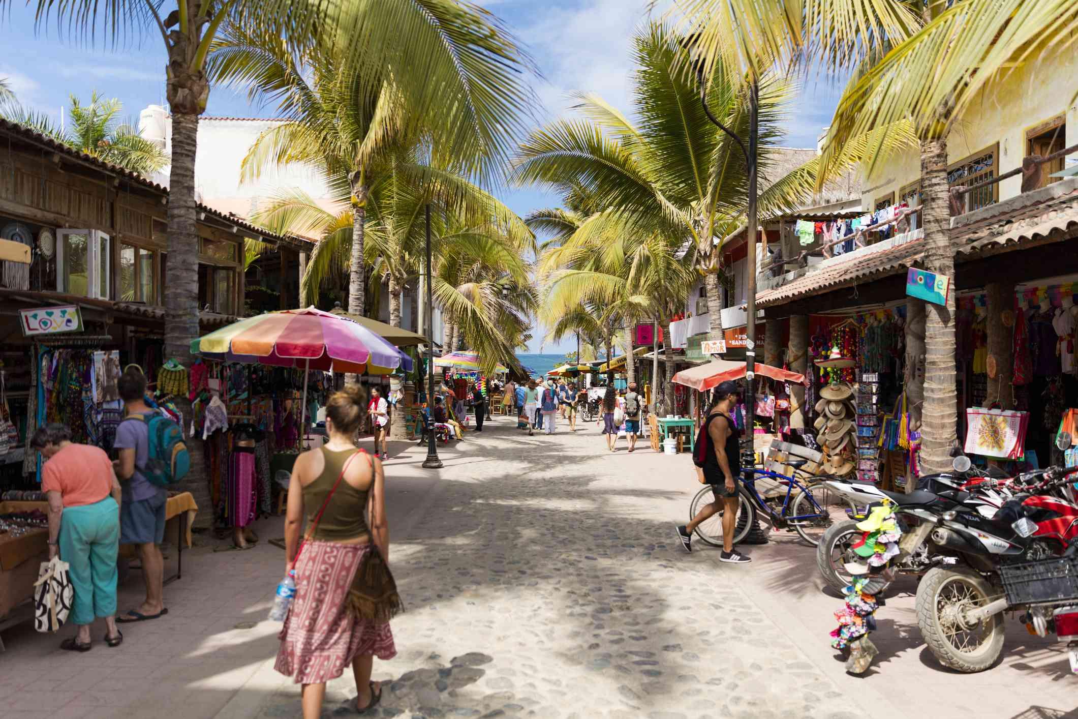 Sayulita village, Mexico