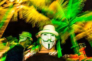 Halloween in Puerto Rico