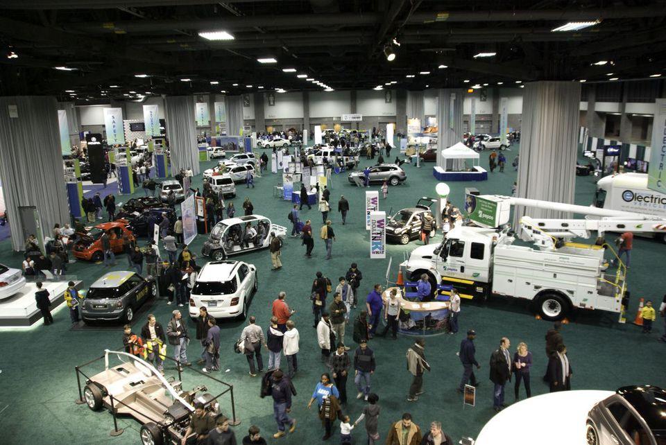 Washington Auto Show Photos - Washington car show
