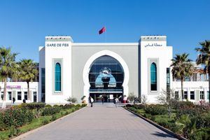 Train Schedule for Travel to and From Fez, Morocco
