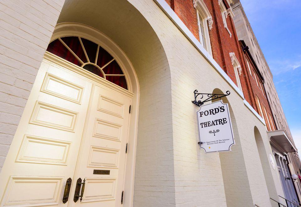 Teatro de Ford, Washington, DC