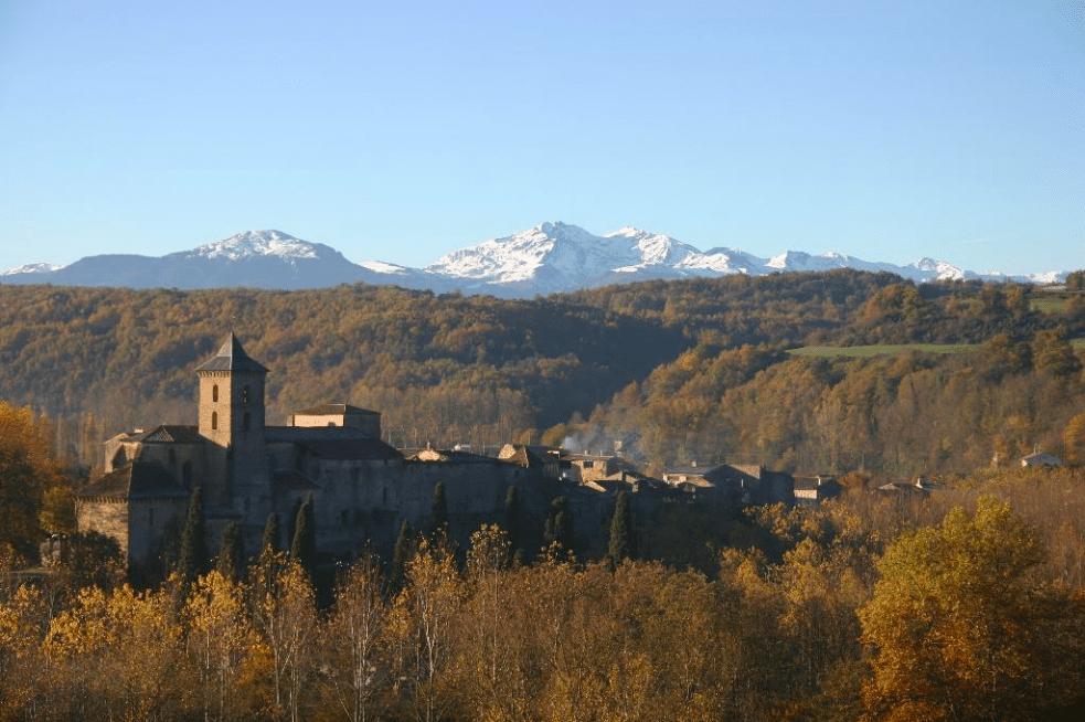L'Abbaye-Chateau de Camon