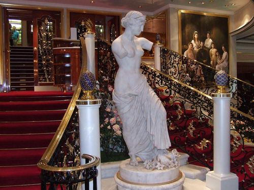 Norwegian Pearl Dining - Summer Palace