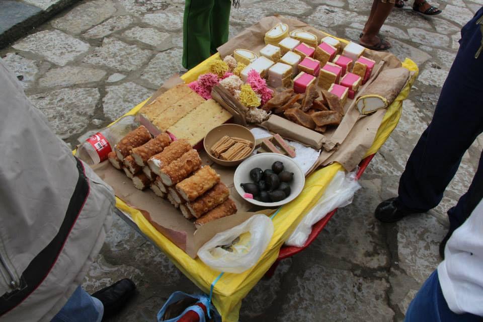 Dulces Típicos del pueblo de Cuetzalan,Puebla