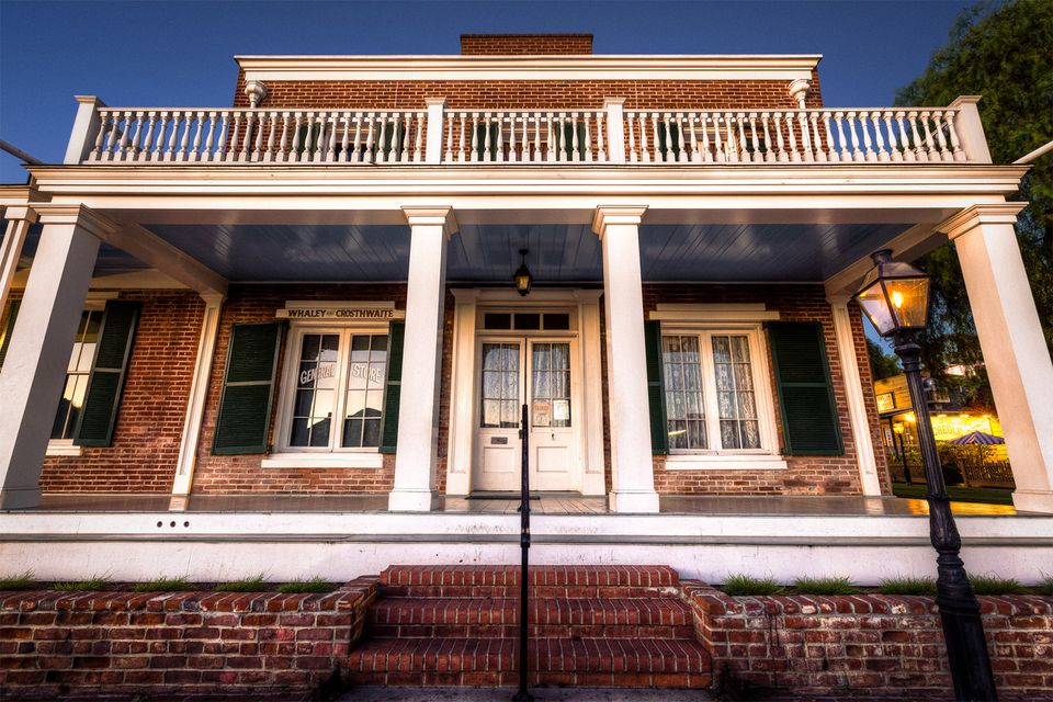 Whaley House, San Diego