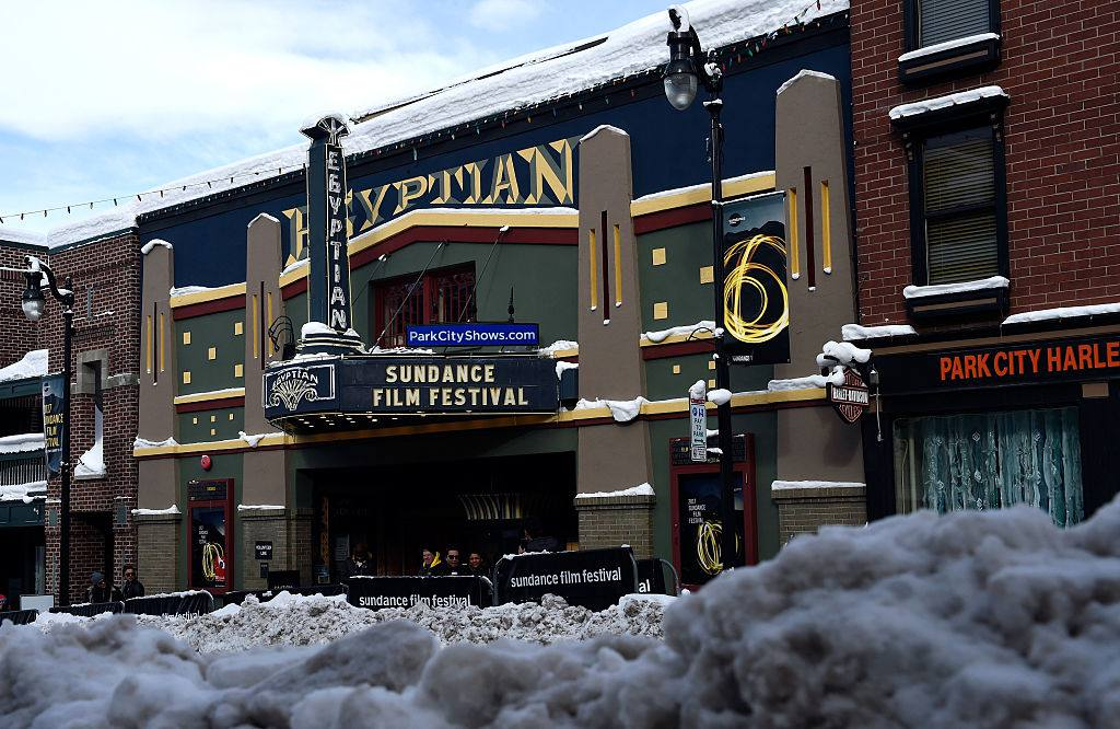 Egyptian Theater, Park City