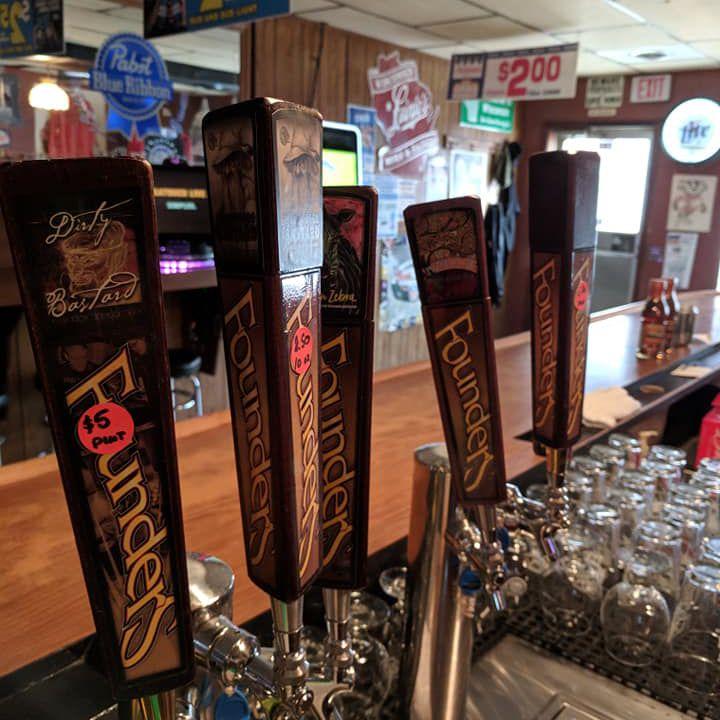 Wisconsin Dive Bar