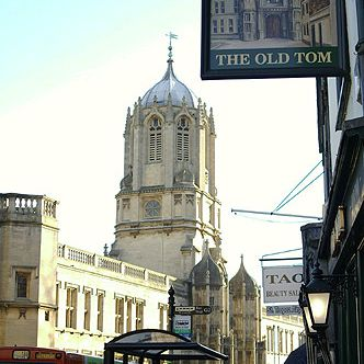 Imágenes de Oxford - Old Tom and the Old Tom Pub