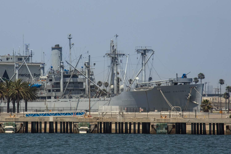 Museo de barcos de la victoria de SS Lane en Los Ángeles
