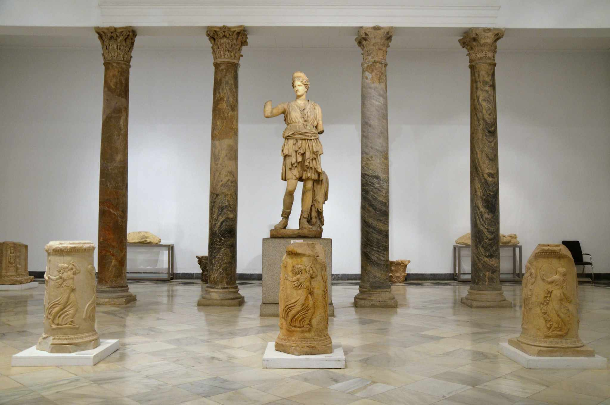 Statue of Diana, 2nd century AD