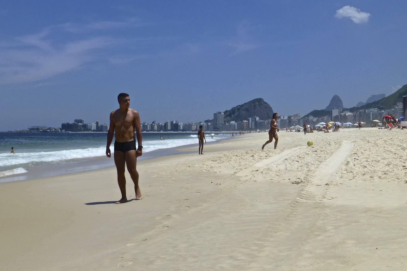 Most beautiful beaches in Rio de Janeiro